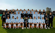 Las fotos grupales oficiales de la Selección Argentina para Sudáfrica 2010 seleccin con ropa deportiva