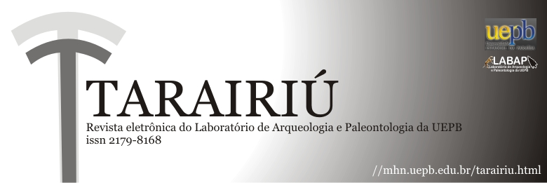 Revista Tarairiú ........... issn 2179-8168