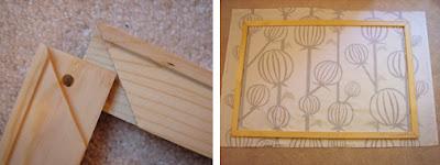 Как самому сделать деревянную рамку