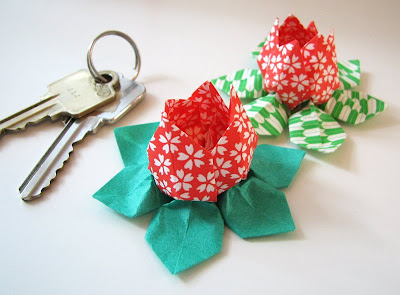 origami lotus Origami Lotus iei