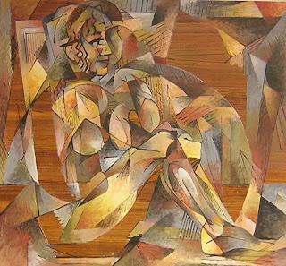Curso de dibujo y pintura, uso de lienzos y soportes reciclados en la Academia de dibujo y pintura Artistas6 de Madrid.