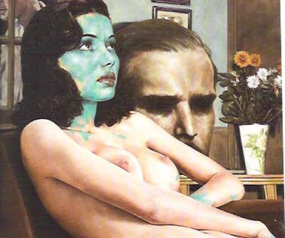 Imagen del libro Los colores del underground utilizada en el comentario realizado por la Academia de dibujo y pintura Artistas6 de Madrid.