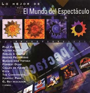 mi rinconcito el mundo del espectaculo canal 13 1996