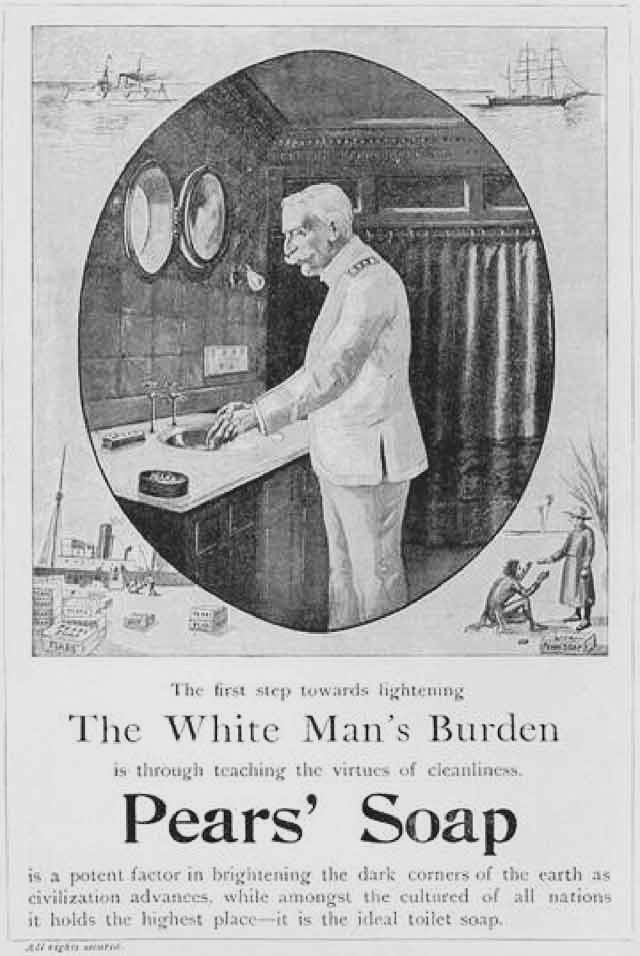 the white mans burden by rudyard kipling White man's burden - the supposed responsibility of the white race to  rudyard kipling's the white man's burden, bram stoker's  white man's burden white.