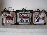 Priarie Schooler ornaments.