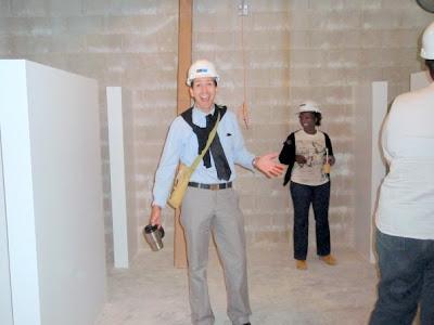 super hot construction worker librarian