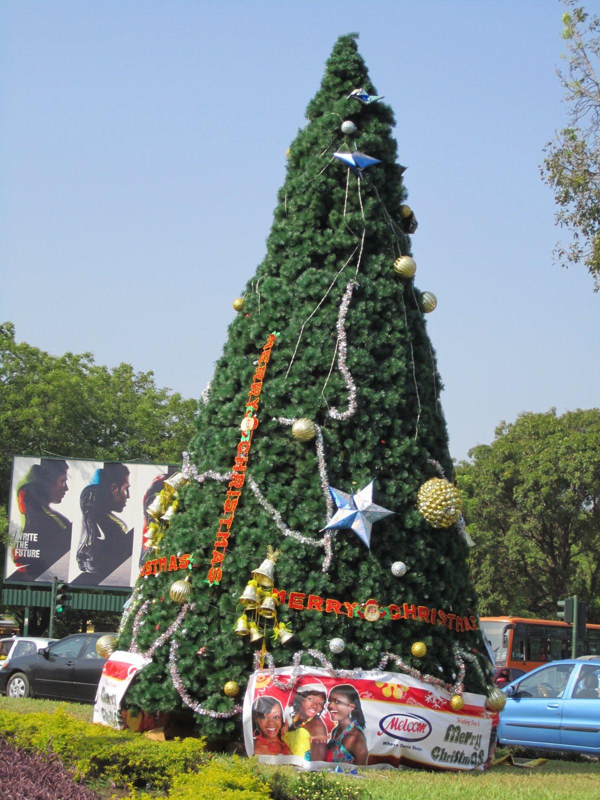 Decorations For Christmas In Ghana : Ghana be serving december