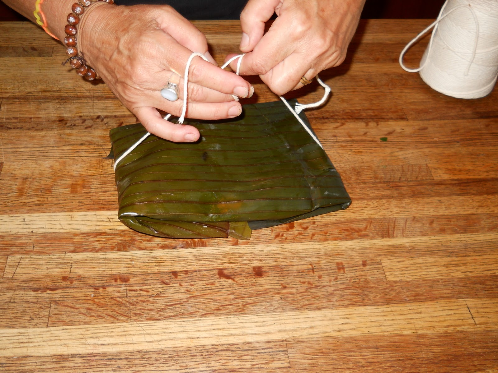 ... de Poisson (Fish in Banana-Leaf) and Fufu - Up Next, Costa Rica(NA