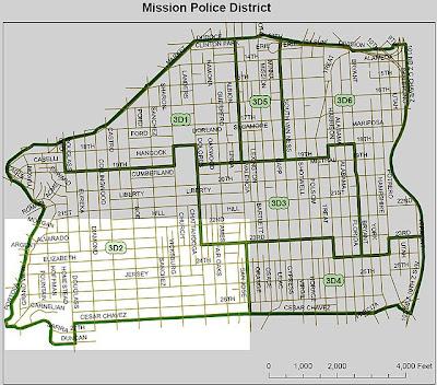 SFPD Mission Station