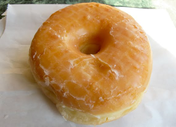 ... it has found the best glazed doughnut in SF and it's in Noe Valley