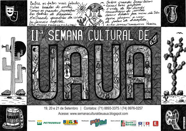 II Semana Cultural de Uauá 2008