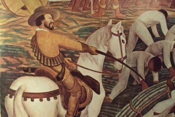 Gachupines, borbones, cortesanos y conquistadores