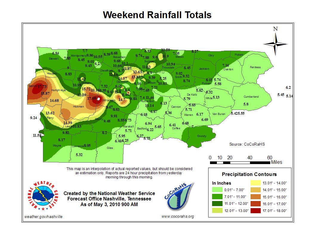 Nashville Floods