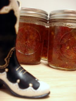 swEEts by e: Texas Three Pepper Jam