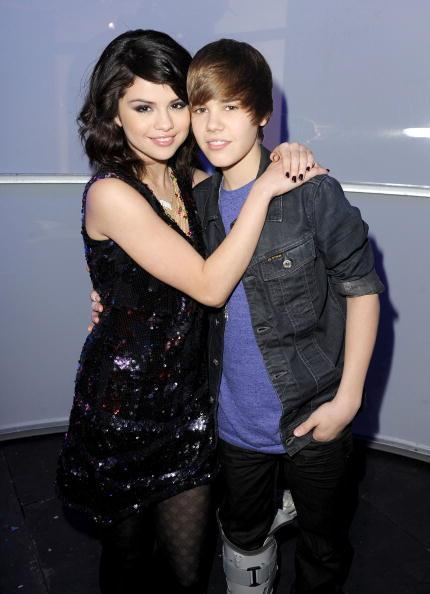 selena gomez with justin bieber pictures. Selena Gomez drops the purity