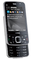 Latest Nokia N96 Mobile Phone
