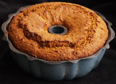 Sunflower Bundt Cake Recipe