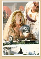 Hillary doesn't like the chilled monkey brains