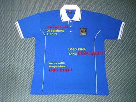 T-Shirt ISMA Coming Soon!!