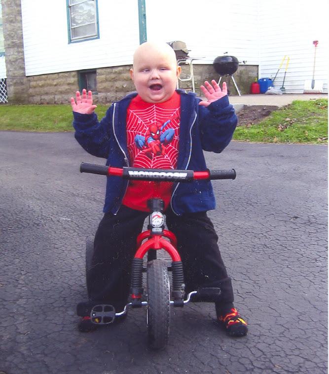 Owen's Trike