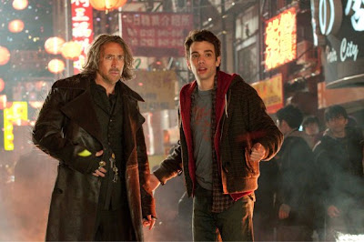 Nicolas Cage and Jay Baruchel - The Sorcerer's Apprentice