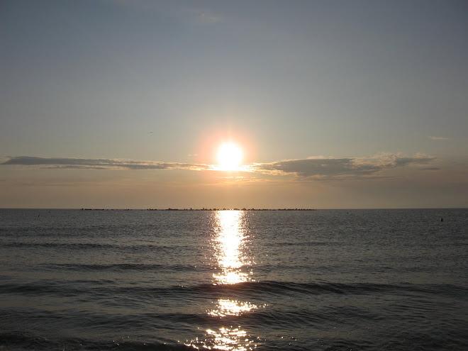 primul rasarit de soare...