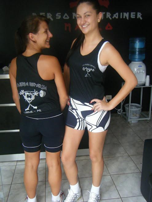lançamento moda fitness feminina ESPARTA