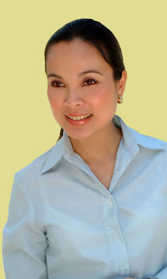 Loren Legarda just used the expression