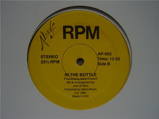 RPM . IN THE BOTTLE (DISCOMIXER)