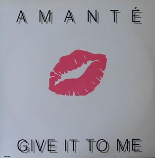 AMANTÉ - GIVE TO ME (MAXIVINYL)