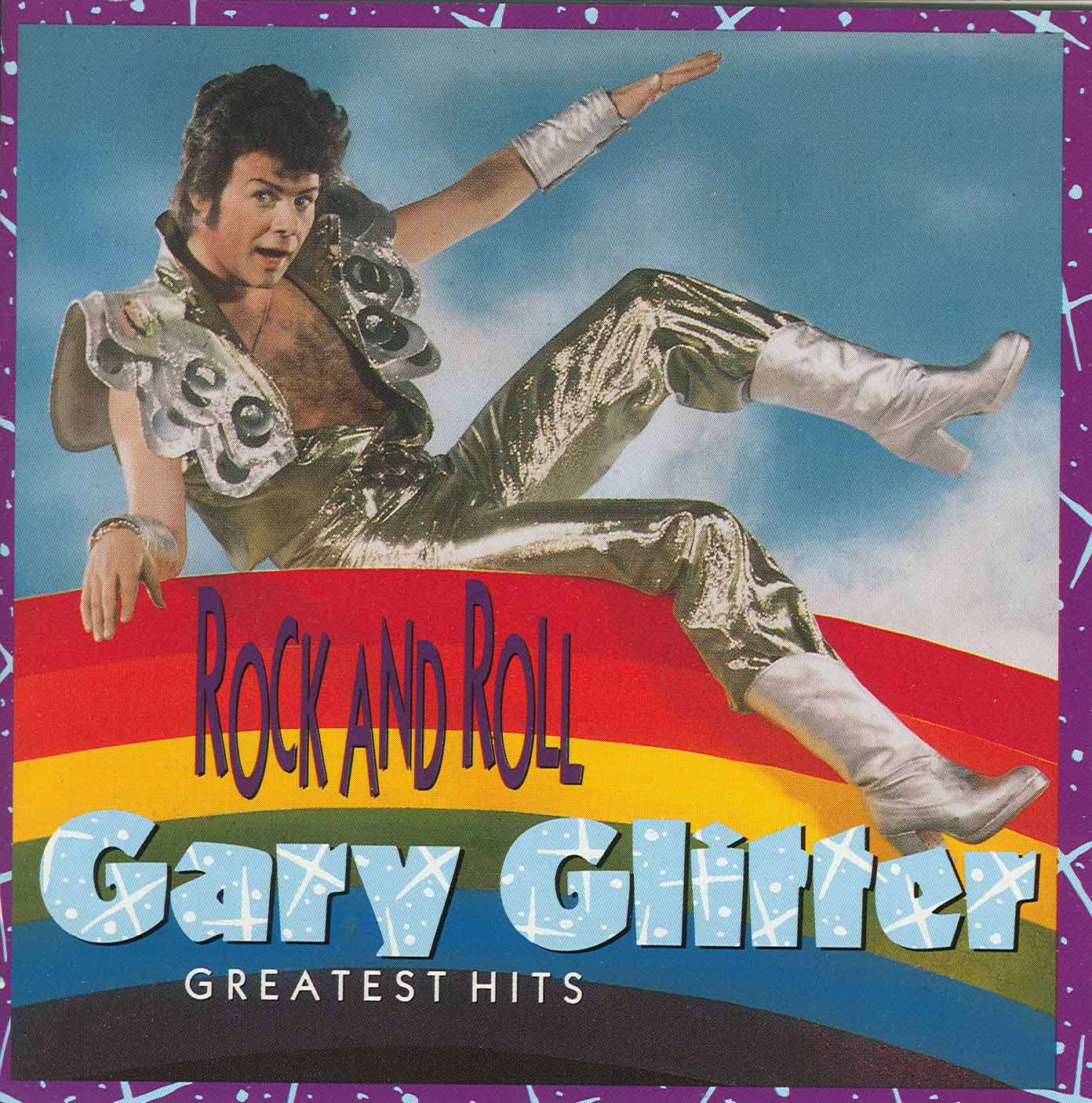 Gary Glitter - Rock And Roll: Gary Glitter's Greatest Hits