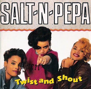 Cover Album of SALT'N'PEPA - TWIST AND SHOUT  [MAXIVINYL]