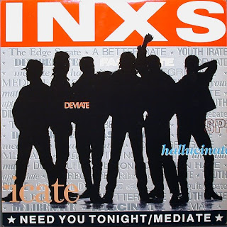INXS - NEED YOU TONIGHT / MEDIATE[MAXI]