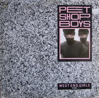 Pet Shop Boys - West End Girl (Maxi Single)
