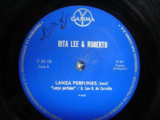 RITA LEE & ROBERTO - LANZA PERFUME [MAXI]