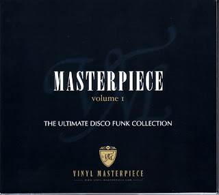 MASTERPIECE VOLUME 1 - THE ULTIMATE DISCO FUNK COLLECTION