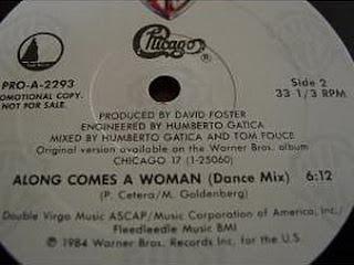 CHICAGO - ALONG COMES A WOMAN (DANCE MIX)