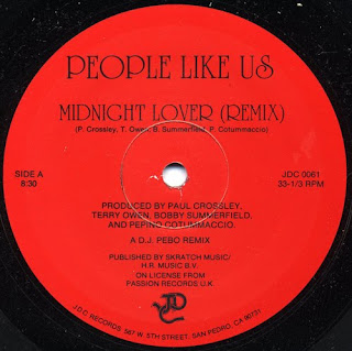 PEOPLE LIKE US - MIDNIGHT LOVER