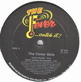 THE COVER GIRLS - INSIDE OUTSIDE