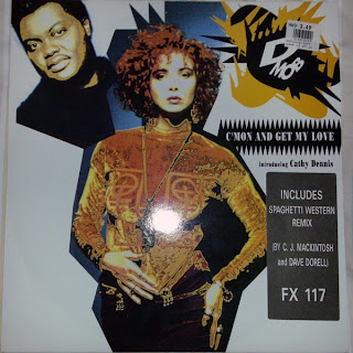 D-MOB FEAT - CATHY DENNIS - C'MON AND GET MY LOVE (MAXIVINYL)