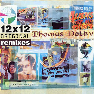 THOMAS DOLBY - 12 X 12 ORIGINAL REMIXES