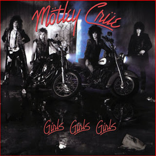 MOTLEY CRUE - GIRLS , GIRLS ,GIRLS