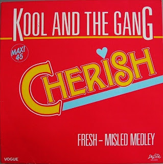 KOOL AND THE GANG - CHERISH  (REMIX)