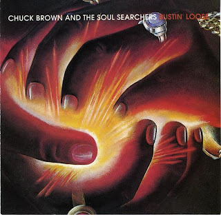 CHUCK BROWN & THE SOUL SEARCHERS  - BERRO  E SOMBARO