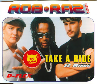 Rob N' Raz - Take A Ride