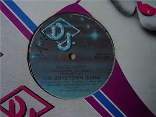 THE BOYSTOWN GANG - DISCO KICKS