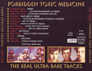 The Cure - Forbidden Toxic Medicine