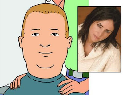 Pamela Segall Adlon as Bobby Hill