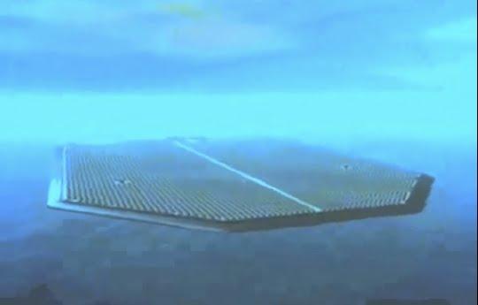 nergies de la mer oasiis une technologie hybride solaire en mer et etm. Black Bedroom Furniture Sets. Home Design Ideas
