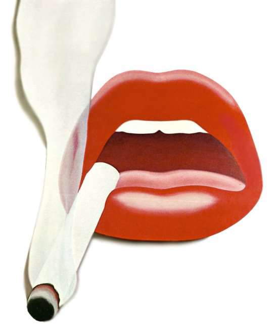 the science of design: Tom Wesselmann